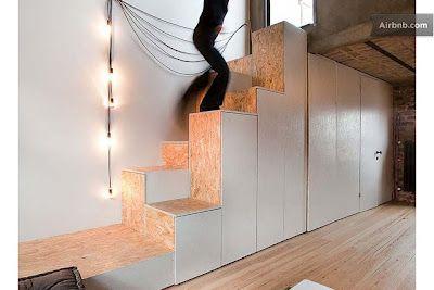 Kreatív lépcső