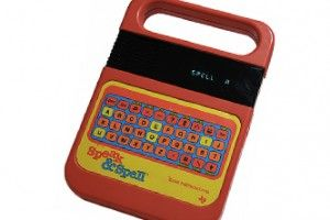 featuredspeakandspell- 7 of YOUR favorite toys from Childhood via babycenter