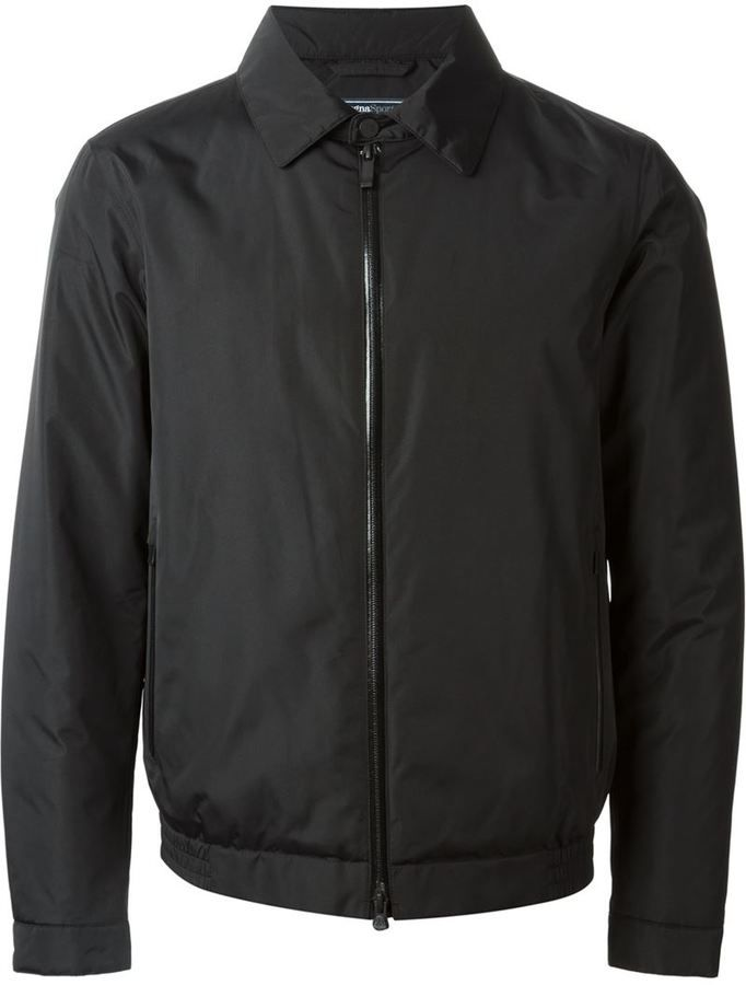 Zegna Sport padded lining bomber jacket on shopstyle.com