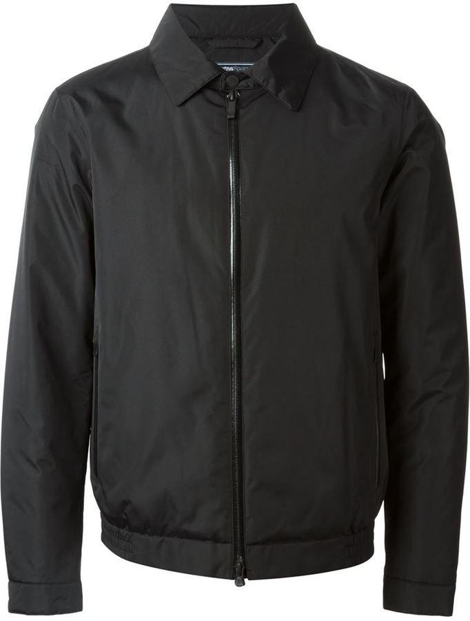 Zegna Sport padded lining bomber jacket on shopstyle.com
