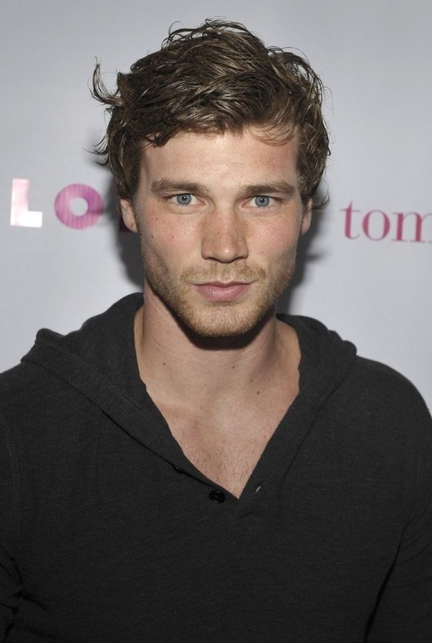 This is Derek Theler from Baby Daddy