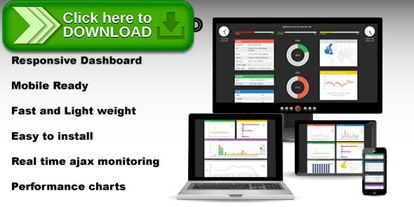 [ThemeForest]Free nulled download Server Dashboard from http://zippyfile.download/f.php?id=53275 Tags: ecommerce, ajax, dashboard, offline, online, performance tools, port scanner, server, server dashboard, server monitor, server monitoring, server performance, server status, server tools, system status, uptime