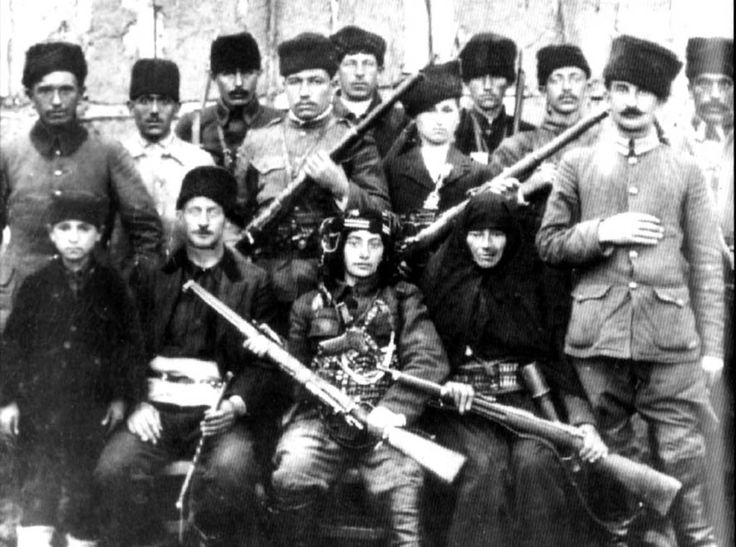 Kurtuluş Savaşı Kahramanı Kara Fatma