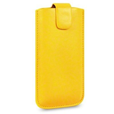 LG Cookie Fresh GS290 Pocket Case – Yellow