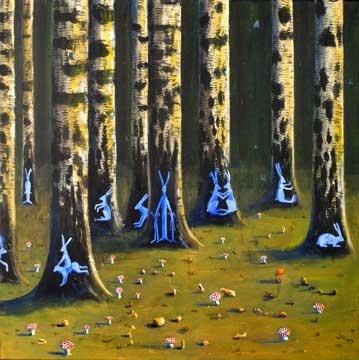 Morten Juvet - Magrittes-harer