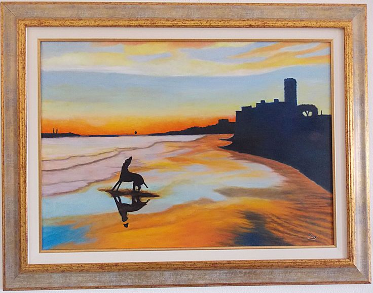 Giochi di Argo al tramonto -  #acquista online su Ayaneart.com #dipinti #oliosutela #artisti #pittori #galleriarte  #tele #stampe #quadrifamosi #arredare #arte #decorare #stile #case #hotel #uffici - Per info scrivi a infoayaneart@gmail.com