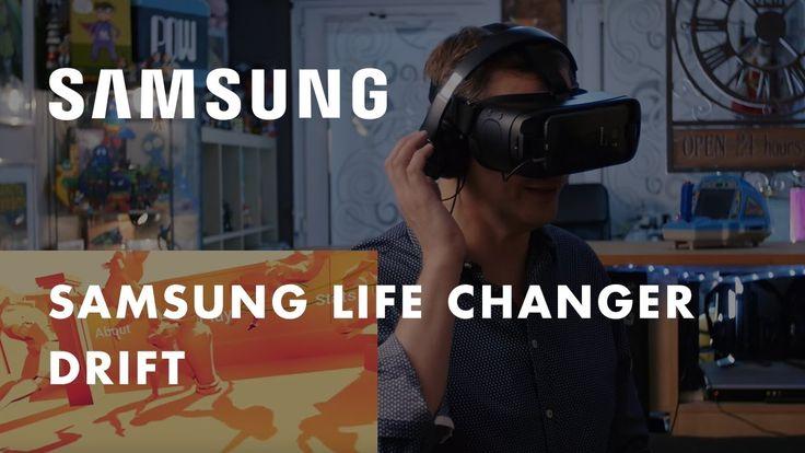 #VR Vidéo ➠ #SamsungLifeChanger – Les Chroniques de #Marcus : #DRIFT en réalité virtuelle ! #GearVR ▶ http://petitbuzz.com/jeux-video/samsung-life-changer-les-chroniques-de-marcus-drift/