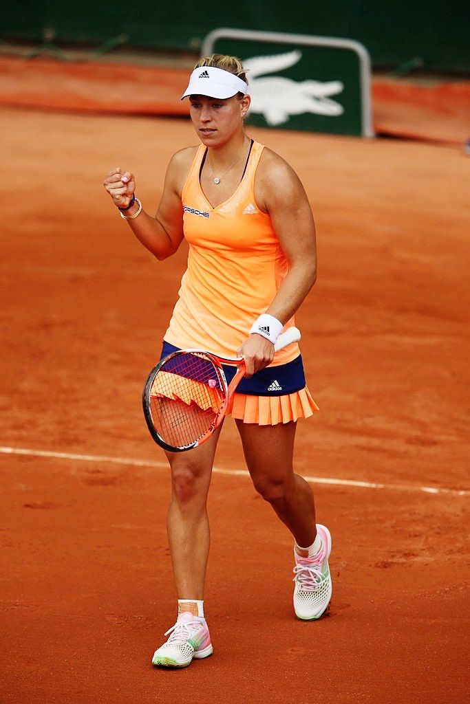 Angelique Kerber 2015 French Open 2015 (Adidas)