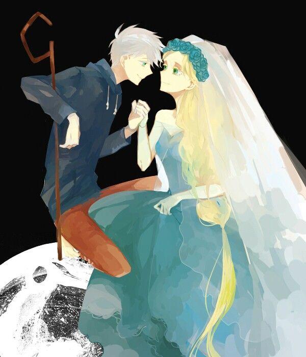Jack x Elsa Wedding