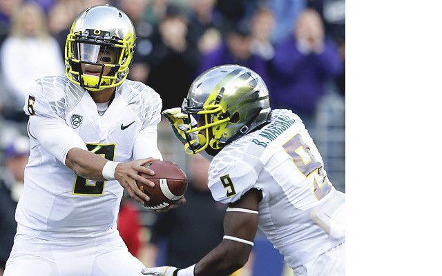 Oregon vs. Washington - 2013-10-12 - NCAA College Football Score - SI.com