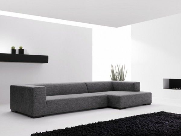 Sofa With Chaise Furniture Design Zetels Bij Zyso | Interieur Ideeën In 2019 - Sofa