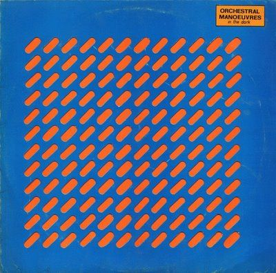 OMD: Cut out with an Orange inner sleeve