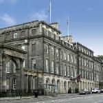 Chester Residence hotel - Edinburg.  The rooms appear to be larger here