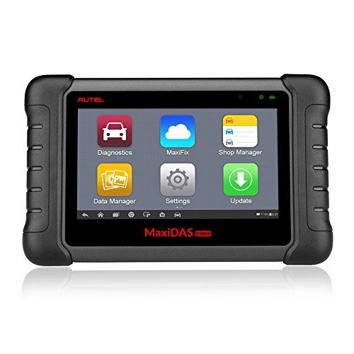 Autel MaxiDAS DS808 Diagnostic Tool OBD2 Automotive Scanner Code Reader with WIFI Key Coding/Oil Reset/EPB/SAS/DPF/BMS/ABS/SRS/TPMS (Upgraded Version of DS708, Same Function as MS906). For product info go to:  https://www.caraccessoriesonlinemarket.com/autel-maxidas-ds808-diagnostic-tool-obd2-automotive-scanner-code-reader-with-wifi-key-codingoil-resetepbsasdpfbmsabssrstpms-upgraded-version-of-ds708-same-function-as-ms906/
