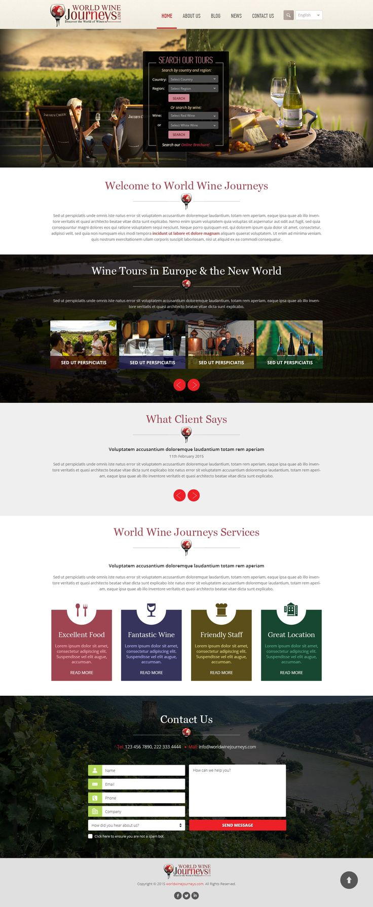 Logo-and-web-design-for-international-wine-tours-company