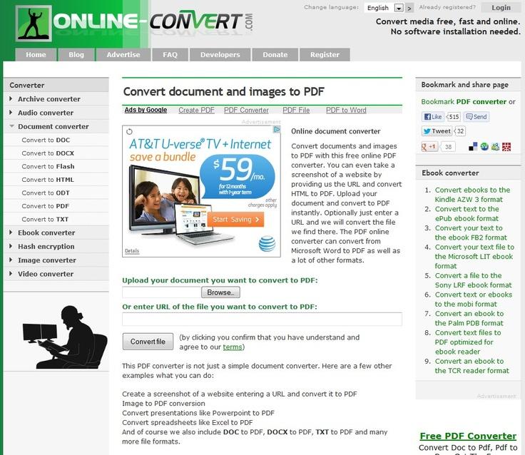 convert pdf to odt ubuntu
