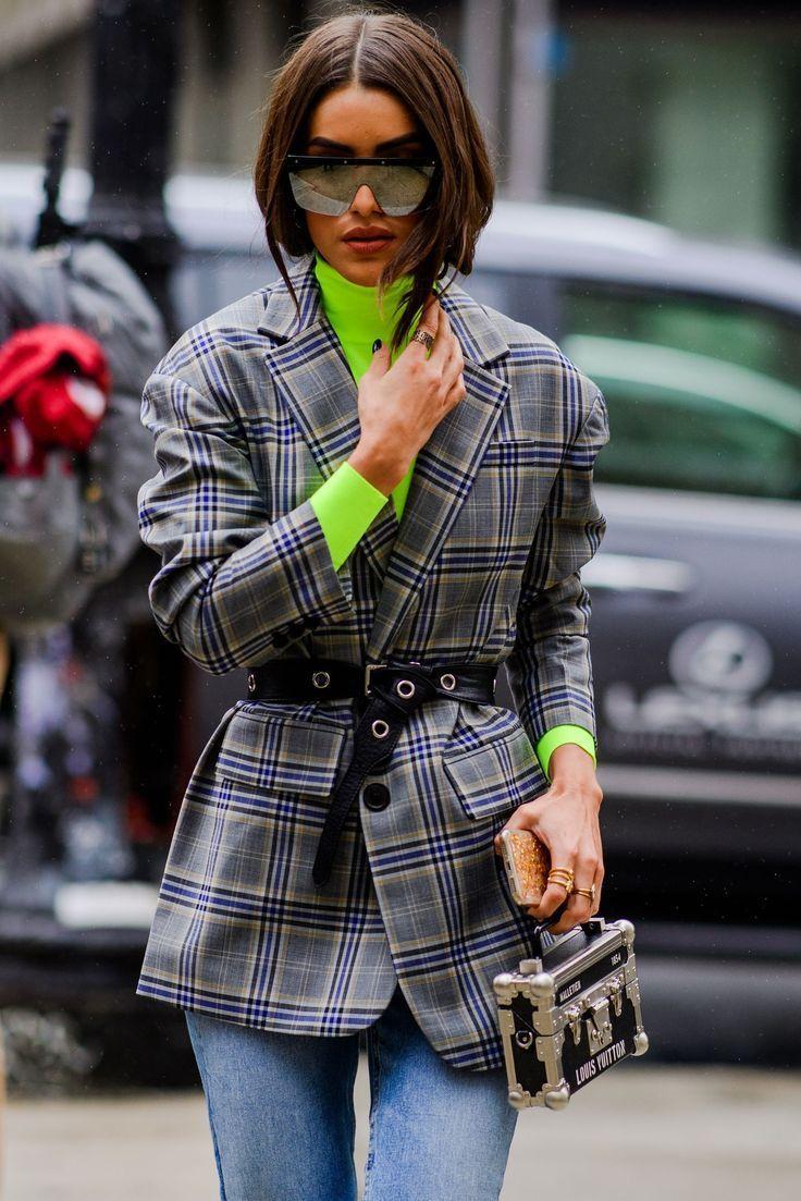 Street Style: Der beste Street Style auf der New Y…