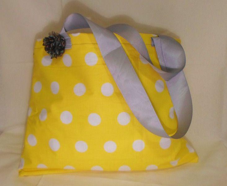 Lunch Bag Pozytywna w zaradna na DaWanda.com
