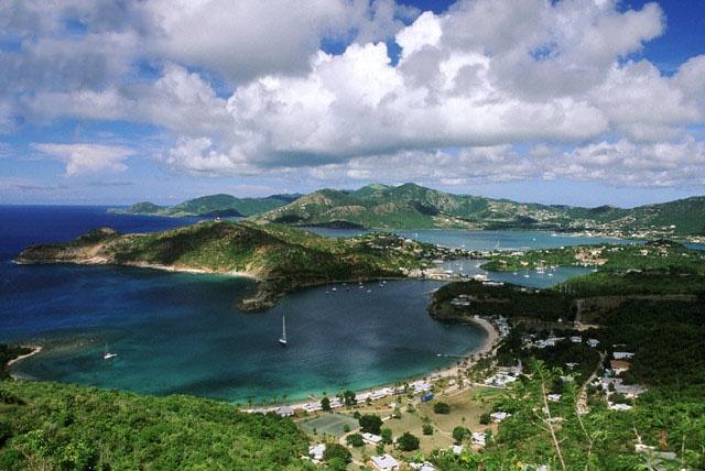 English Harbour, Antigua and Barbuda: English Harbour