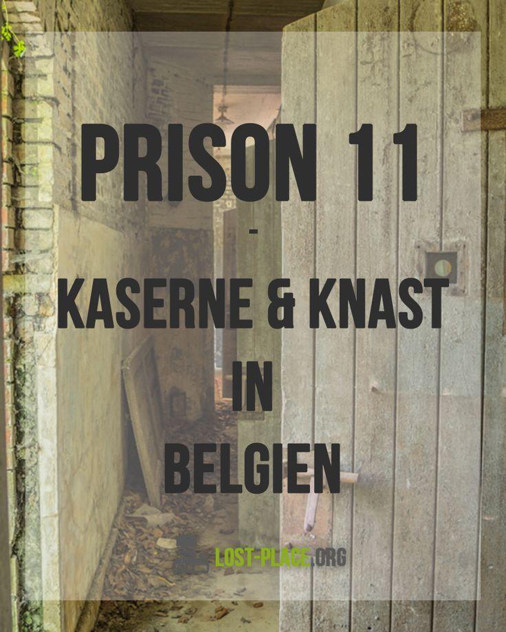 Caserne Major Cogniaux aka Prison 11 – Verlassene Kaserne Belgiens – Lost-Place.org