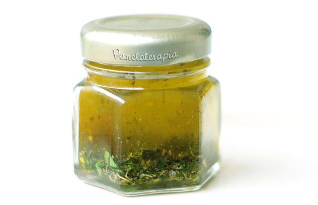 PANELATERAPIA - Blog de Culinária, Gastronomia e Receitas: Azeite de Ervas