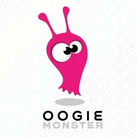 A Collection of 30 Monster Logos You Can Buy