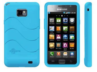 anti-radiation phone cases for Samsung Galaxy SII