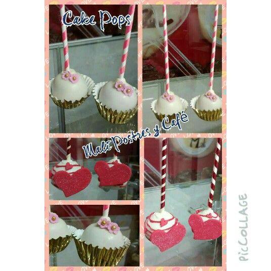 Cake Pops Love