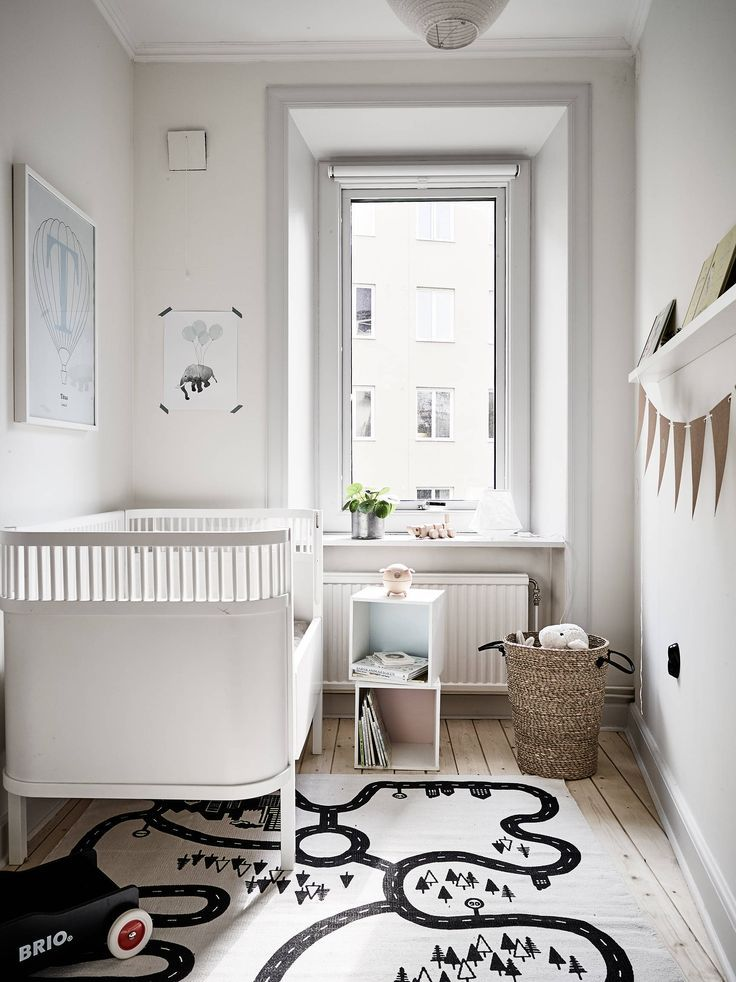 Small but beautiful nursery