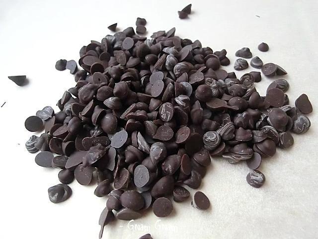 Gocce di cioccolato fatte in casa | Idea riciclo e risparmio