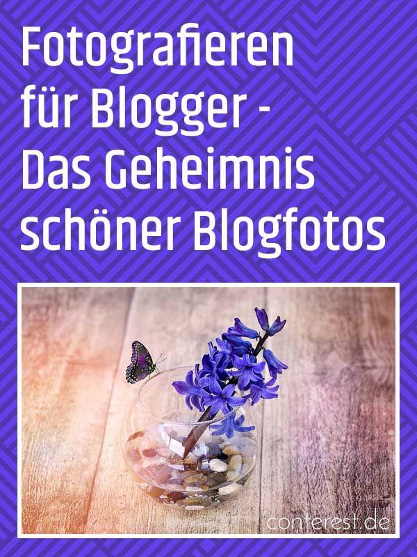 Fotografieren für Blogger - Das Geheimnis schöner Blogfotos - Die Linkliste…