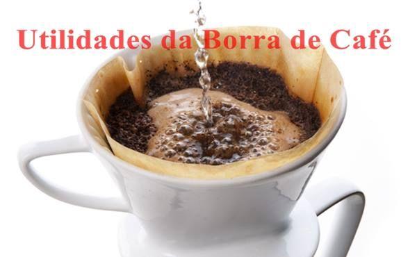 7 UTILIDADES DA BORRA DE CAFÉ  que  VOCÊ PRECISA Conhecer ! http://www.aprendizdecabeleireira.com/2015/09/7-utilidades-da-borra-de-cafe-que-voce.html