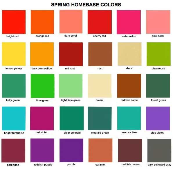 163 Best Warm True Spring Images On Pinterest Spring