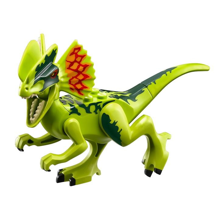 """LEGO Jurassic World - 75916 Überfall des Dilophosaurus"" by LEGO 