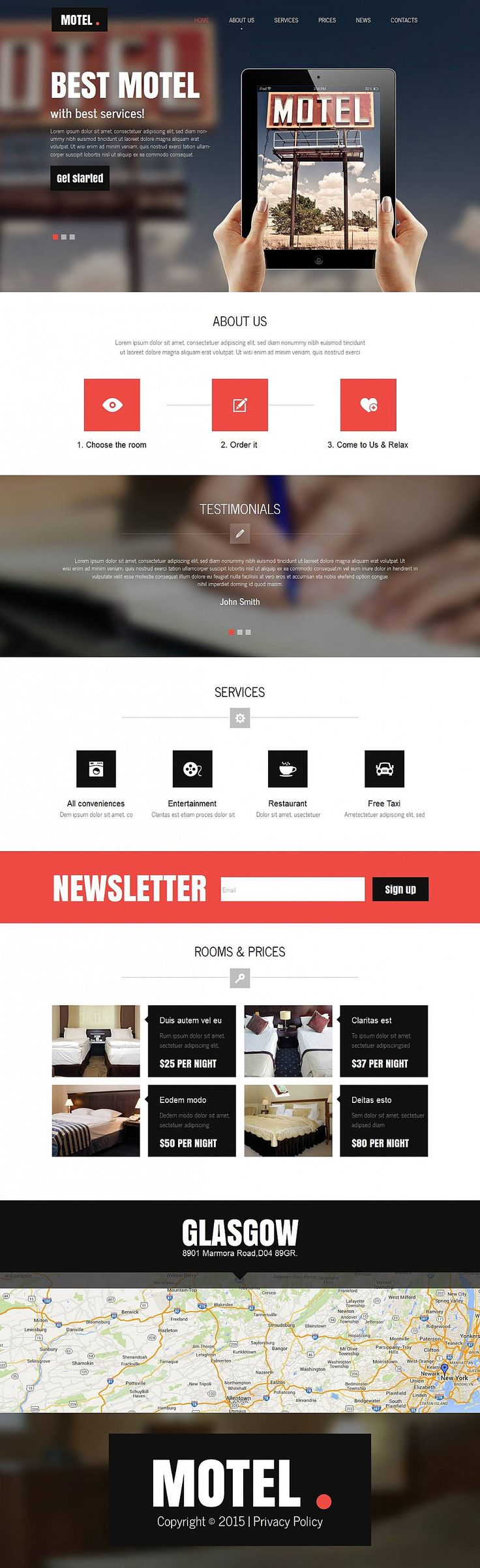 #MotoCMS #HTML #css3 Templates ... Create Your Site In 1Click #Responsive Design #53629
