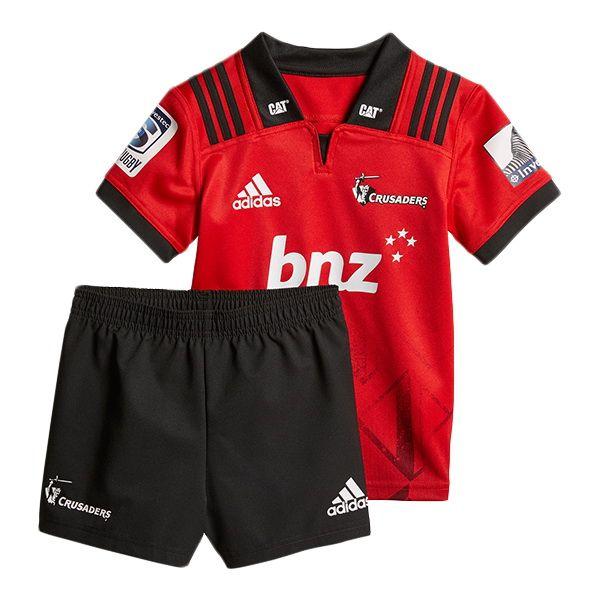 Crusaders Rugby Kit Camisetas De Rugby Rugby Mundial De Rugby