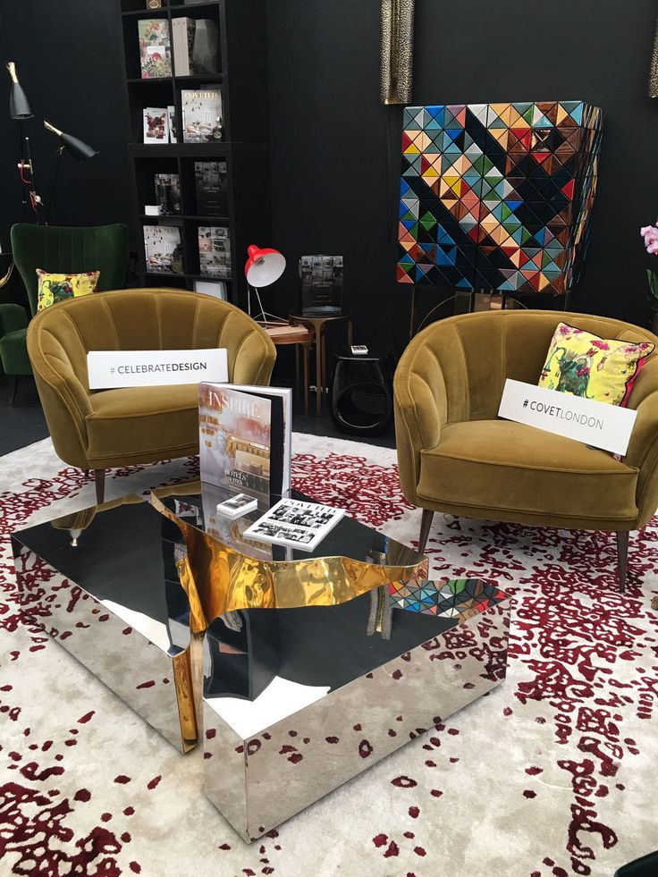 Visit BRABBU at Decorex17 - Stand G41 | Covet House. London Design Festival. Celebrate Design. | See more https://brabbu.com/landings/UK/?utm_source=pinterest&utm_medium=article&utm_content=dmartins&utm_campaign=Pinterest_Inspirations
