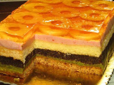 Domowe ciasta i obiady: Ciasto Kokietka
