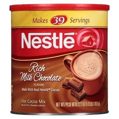 Nestle Rich Milk Chocolate Hot Cocoa Mix 27.7oz