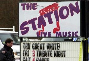 The Station Nightclub Fire Door | The Station