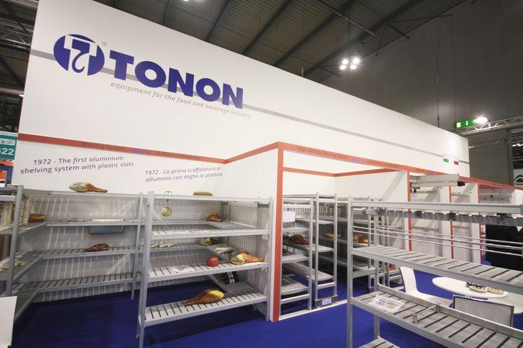 Tonon's stand @ HOST 2013