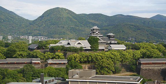 Kumamoto Travel: Kumamoto Castle. This was the last place I lived in Japan. I loved Kumamoto and the great people that lived there. If you have the chance, this castle is so cool to see.