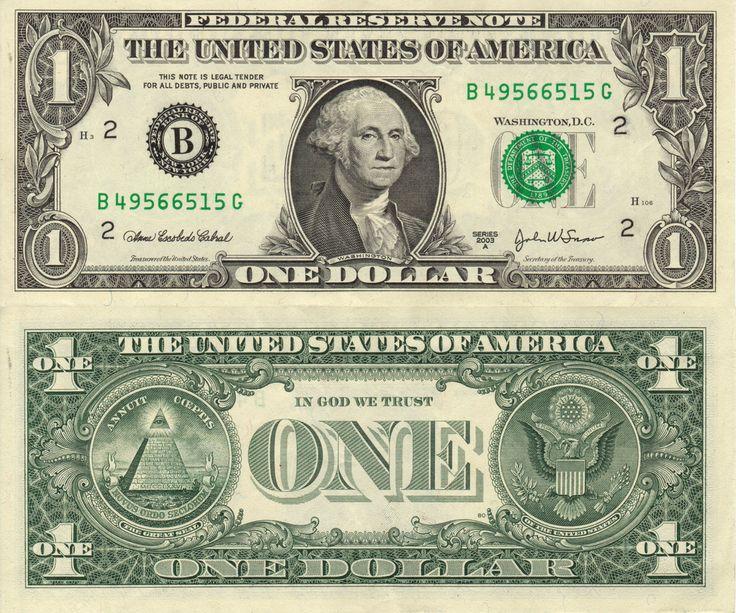 """Curiosidades, simbología """"oculta"""" y mitos tras el billete de dólar americano (II)"""