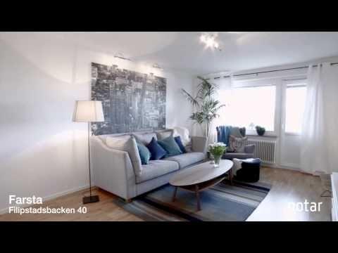 Filipstadsbacken 40 - 2:a · 58,5m2 - Farsta : Via Notar mäklare Farsta / Sköndal