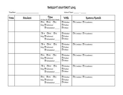 Best 25+ Parent contact log ideas on Pinterest Parent contact - phone call log templates