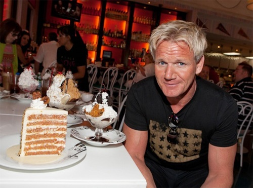 A comparison between gordon ramsay and heston blumenthal