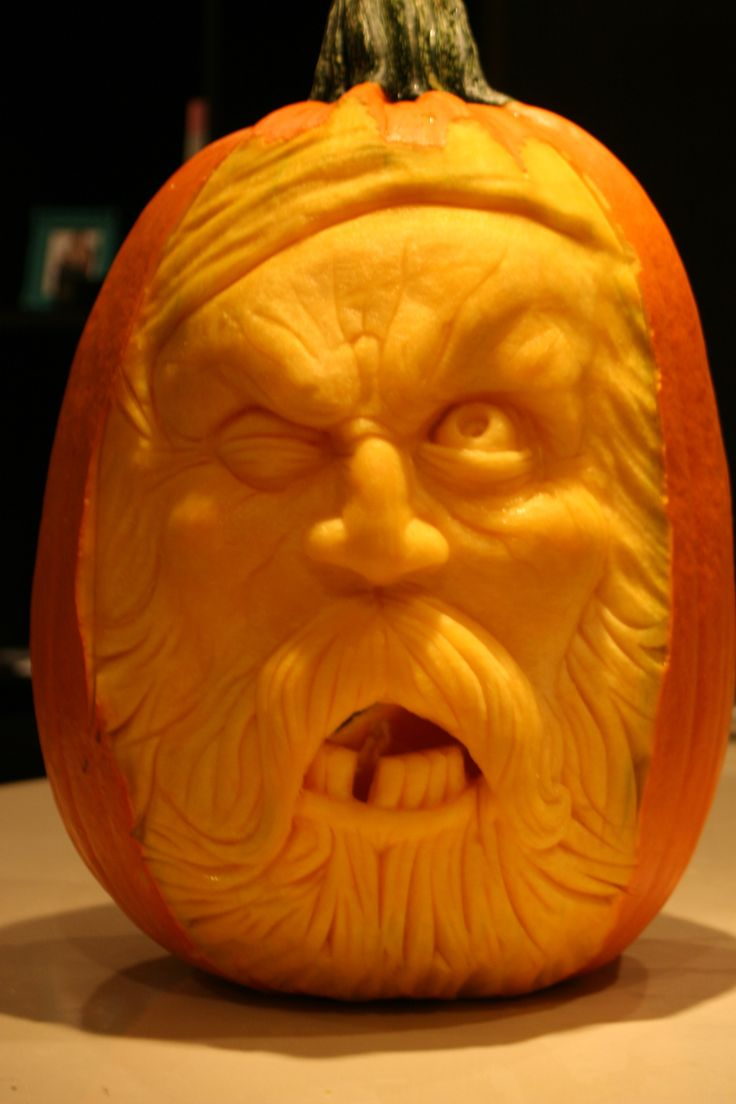 Pumpkin carving contest thisoldhouse