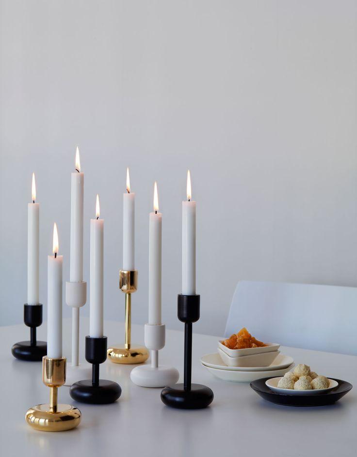 Nappula candlesticks, Iittala