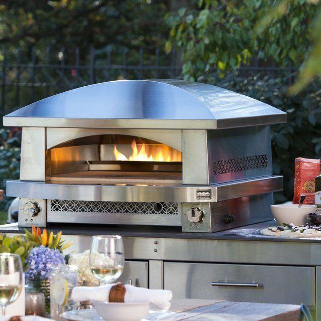 Camp Chef Italia Artisian Pizza Oven Accessory - $100