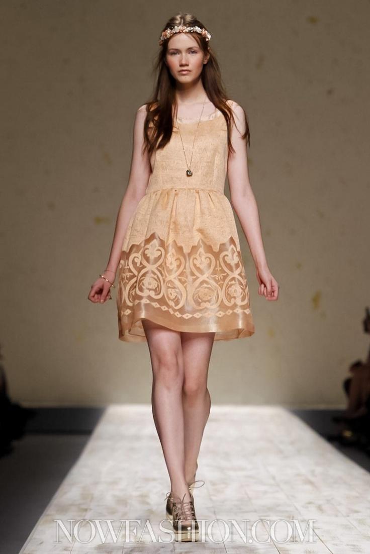 Blugirl Ready To Wear Spring Summer 2013 Milan#wircherywishlist